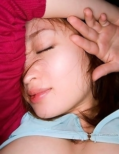 Maiko Kazano is getting naked with awesome excitement