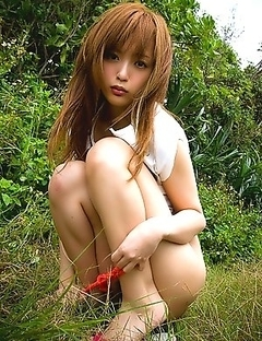 Stop hesitating and watch Yu Namiki having filthy fun