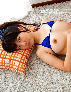 Noa Kasumi is world-known because of her lovely boobs