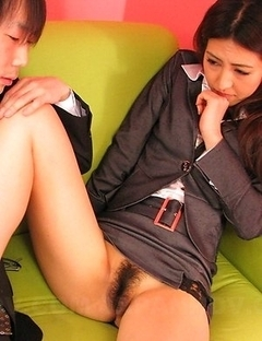 Julia Nanase gets banged hard